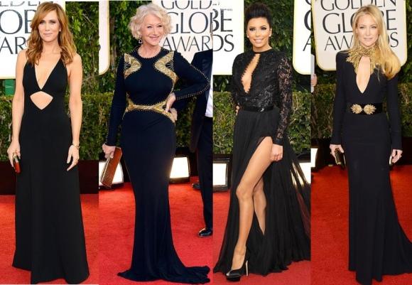 Golden Globes - Black n Gold