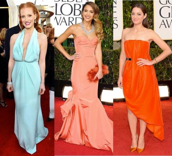 Golden Globes - Color