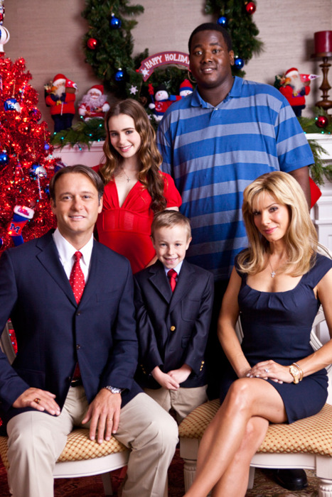 The Blind Side movie image Sandra Bullock and Tim McGraw
