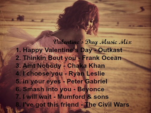 Valentine's Day Music Mix