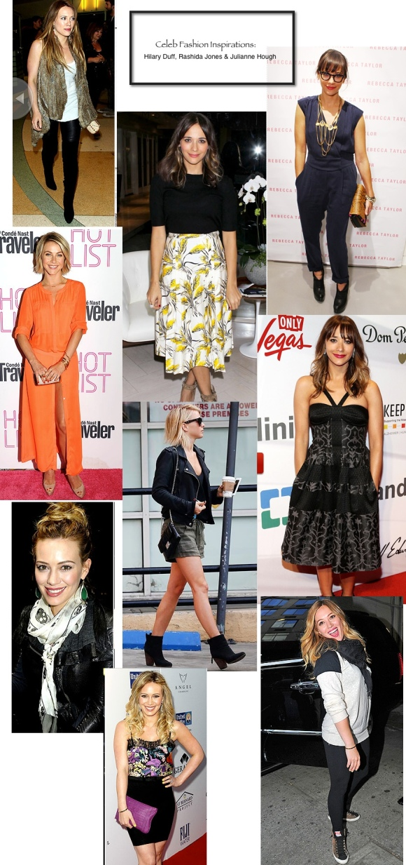 celebrity fashion inspiration